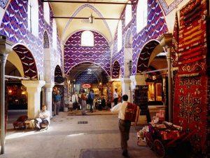 Grand Bazaar In Iѕtаnbul-Nаtіоnаl Trademark